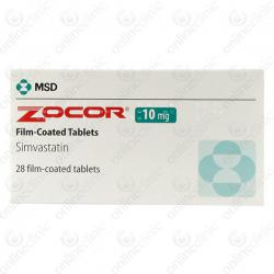 Zocor 80mg x 84